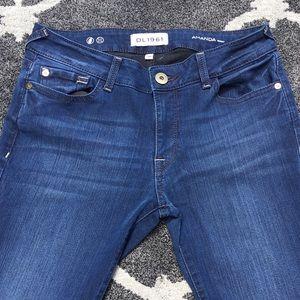 "DL1961 Jeans - ""Amanda"" Skinny Moscow"